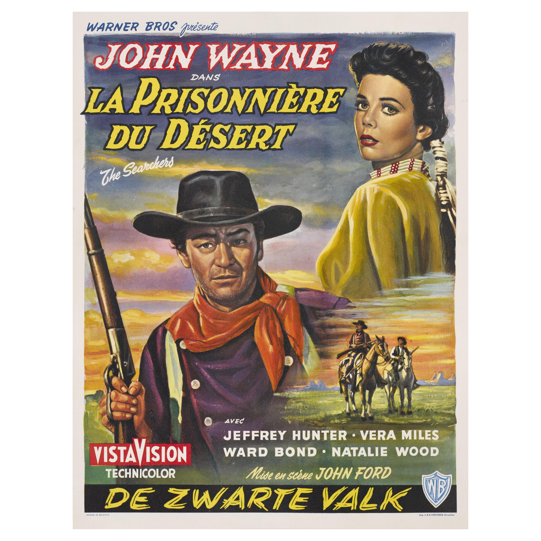 The Searchers / La Prisonniere du Desert