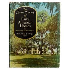 The Second Treasury of Early American Homes by Richard Pratt & Dorothy Pratt