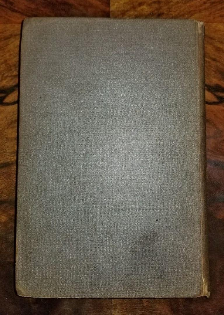Engraved The Seven Seas by Rudyard Kipling First Edition For Sale