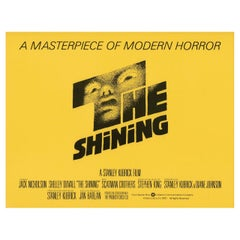 """The Shining"" 1980 U.S. Title Card"