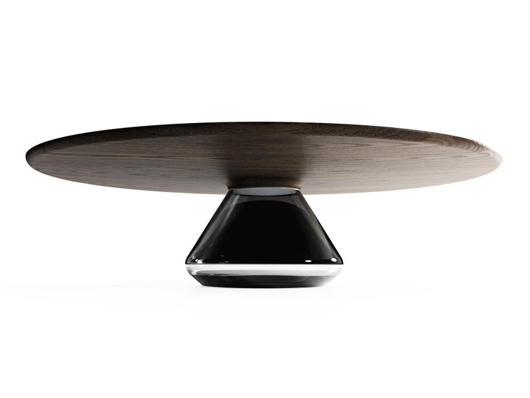 British The Smoky Eclispse I, Limited Edition Coffee Table by Grzegorz Majka For Sale