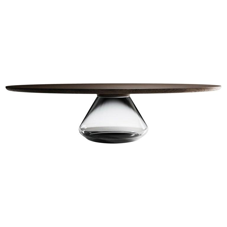 The Smoky Eclispse I, Limited Edition Coffee Table by Grzegorz Majka For Sale