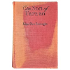 The Son of Tarzan First Edition