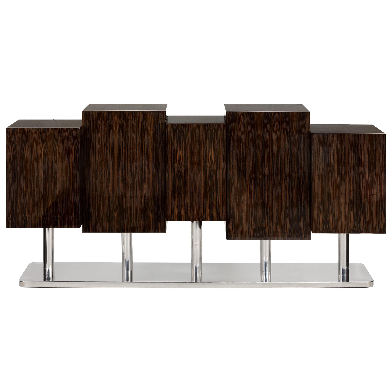The Special Tree Sideboard, Ebony, InsidherLand by Joana Santos Barbosa