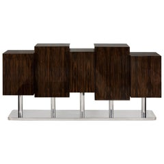 The Special Tree Sideboard, Ebony, InsidherLand by Joana Santos Barbosa