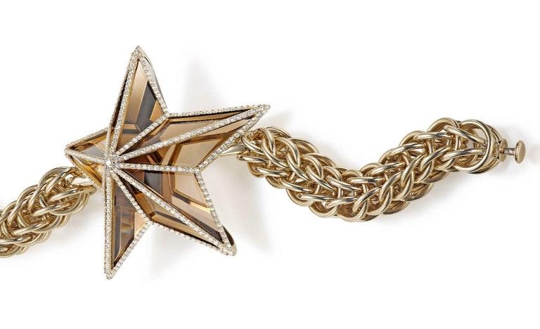 This remarkable bracelet out of Bibi van der Velden's