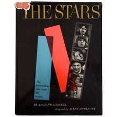 The Stars, The Personalities Who Made The Movies By Richard Schickel, 1st Ed