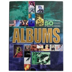 The Stories Behind 50 Years of Great Recordings Hardcover Table Book