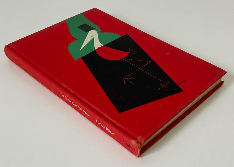 The Stork Club Bar Book In Good Condition For Sale In New York, NY