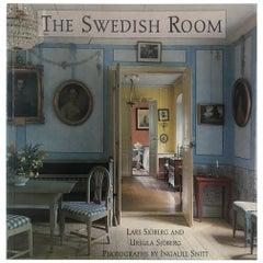 'The Swedish Room' Hardcover Book
