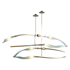 The Swell Chandelier from the Pisces Collection by Andrea Claire