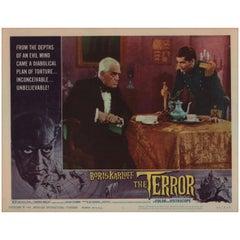 The Terror 1964 U.S. Scene Card