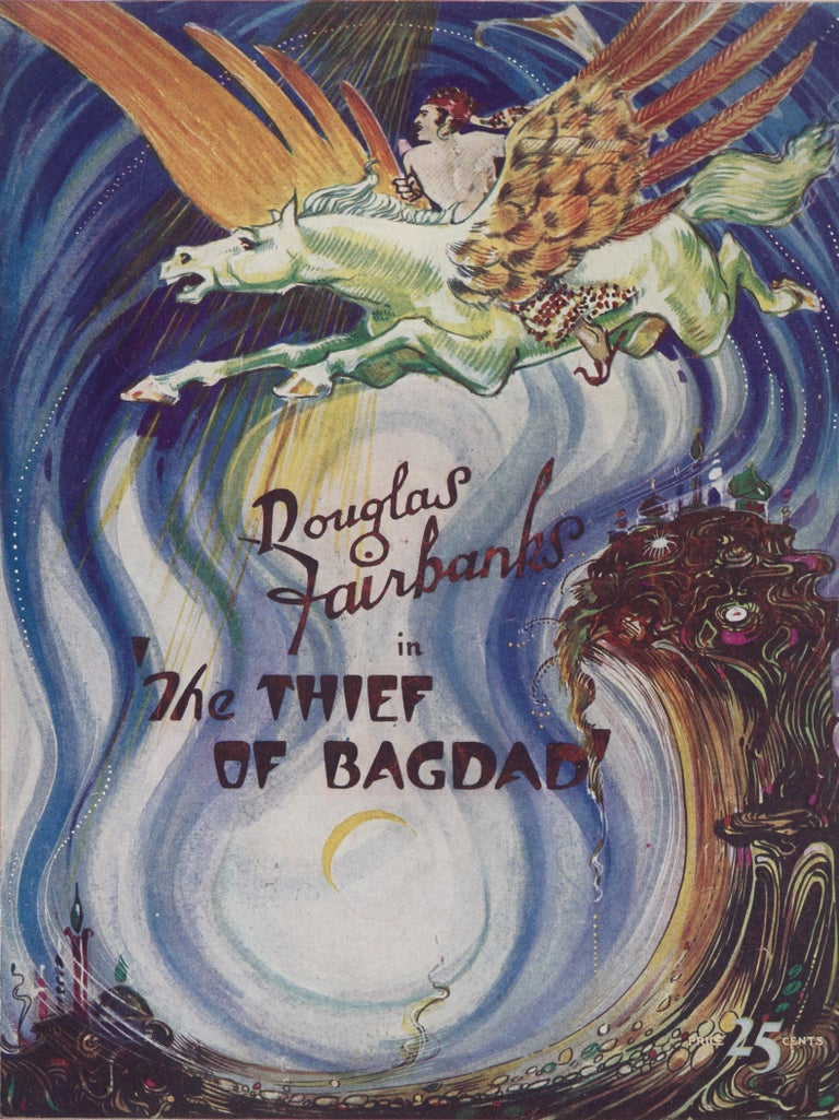 The Thief of Bagdad In Excellent Condition For Sale In London, GB