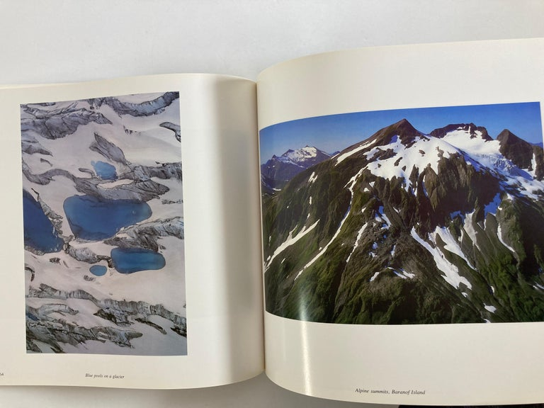 Paper The Tongass Alaska's Vanishing Rain Forest Hardcover Book For Sale