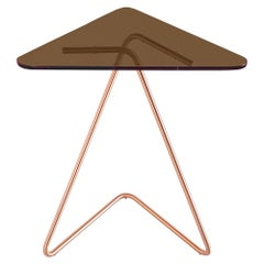 The Triangle Side Table by Rita Kettaneh
