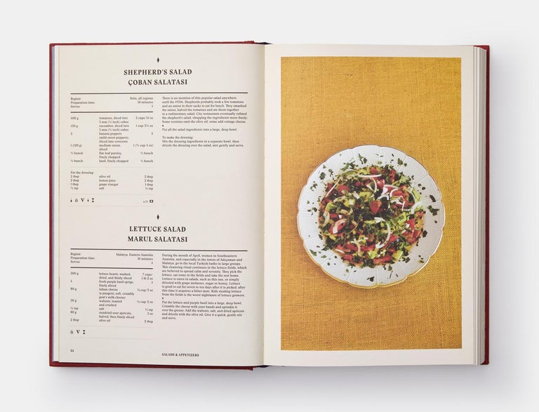 European The Turkish Cookbook For Sale
