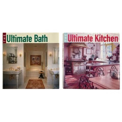 The Ultimate Bath, The Ultimate Kitchen Books