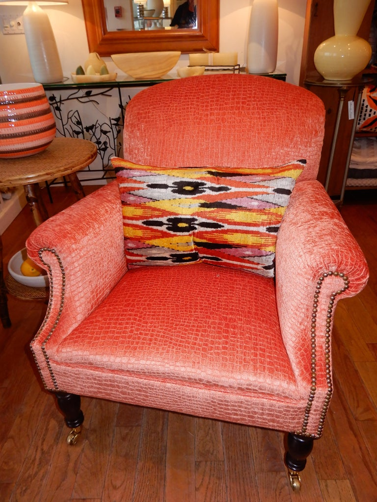 Unequivocal Dahl Armchair by George Smith, 1990s For Sale 3