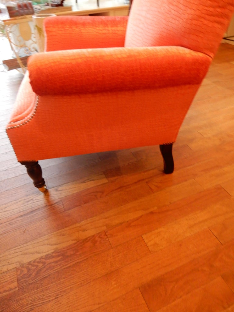 Unequivocal Dahl Armchair by George Smith, 1990s For Sale 1