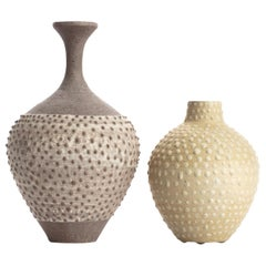 The Vase with the Bubbles by Ceramiche Milesi