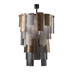 The Wall 8-Light Chandelier