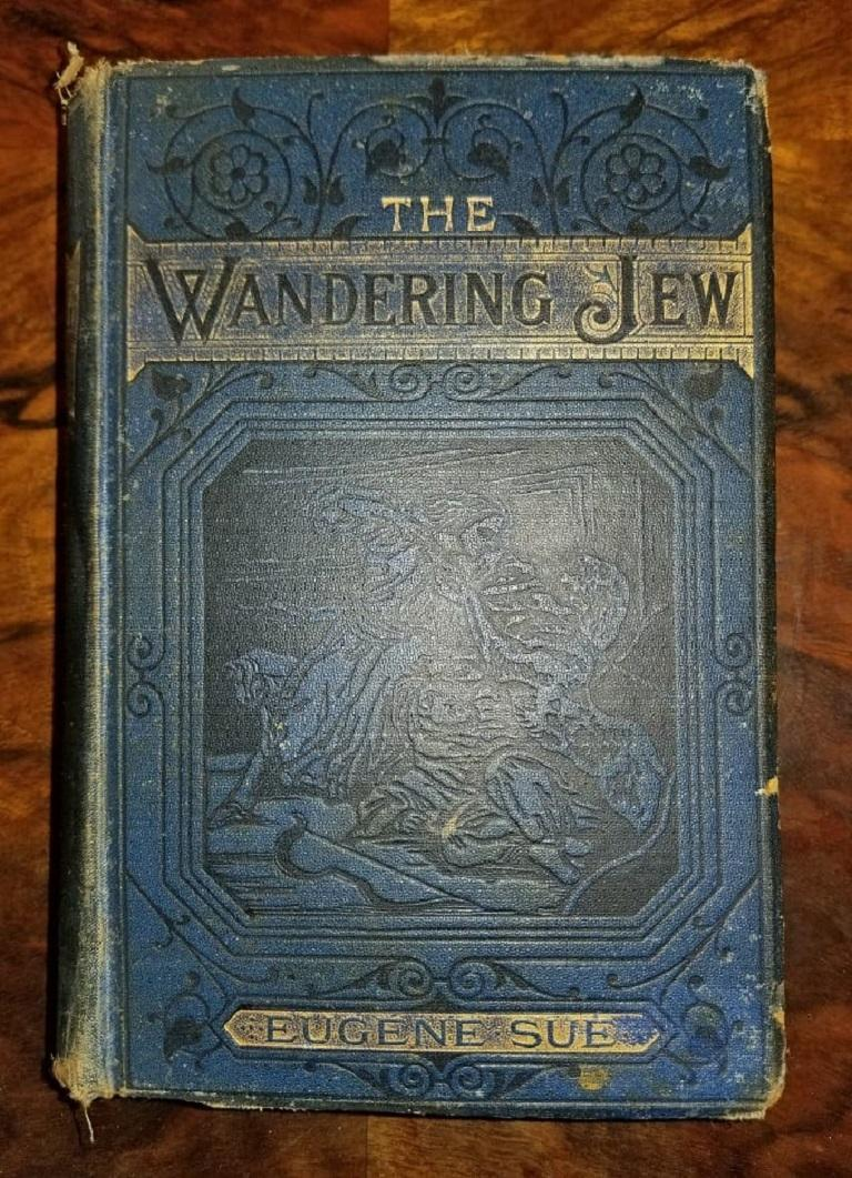 The Wandering Jew by Eugene Sue Complete Edition with Illustrations For Sale 7