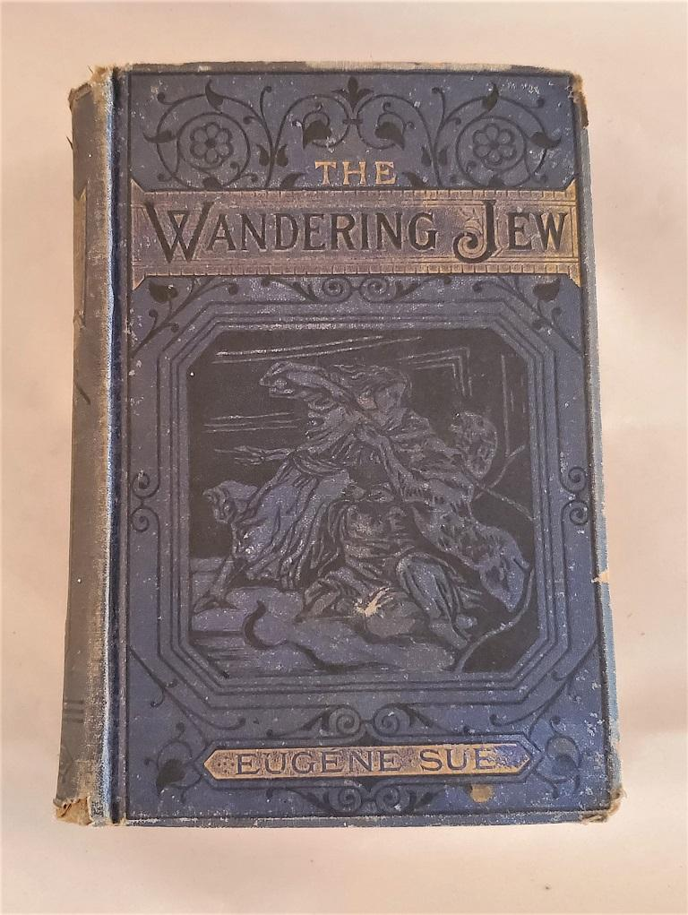 English The Wandering Jew by Eugene Sue Complete Edition with Illustrations For Sale