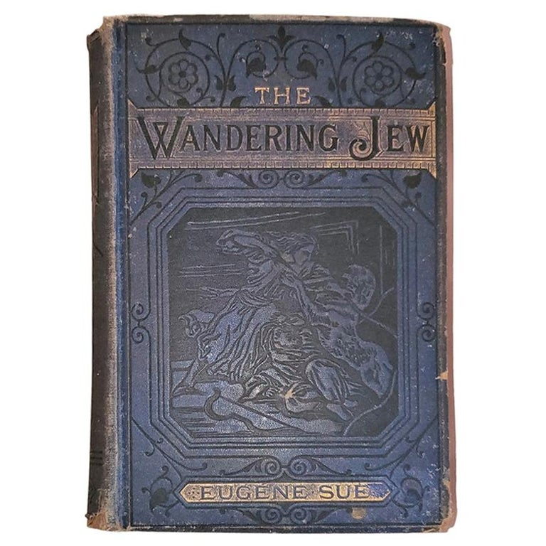 The Wandering Jew by Eugene Sue Complete Edition with Illustrations For Sale