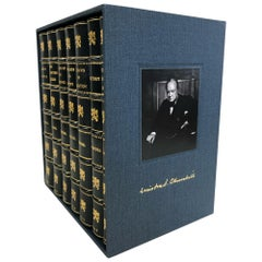 The War Speeches, Secret Session Speeches by W. Churchill, First Ed., Signed