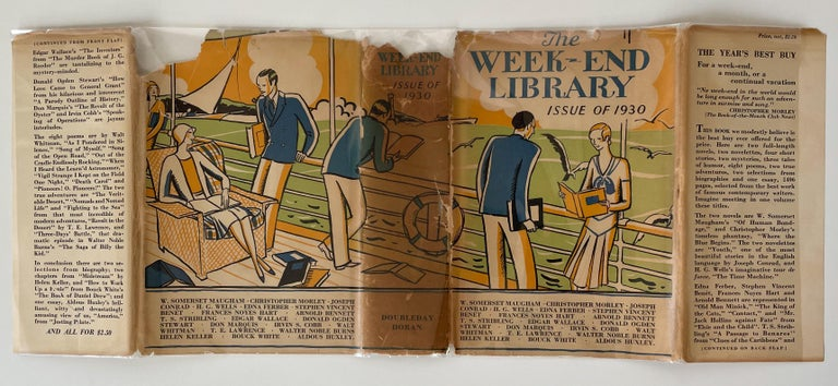 Mid-20th Century The Week-End Library Issue of 1930 For Sale