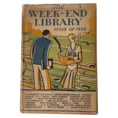 The Week-End Library Issue of 1930