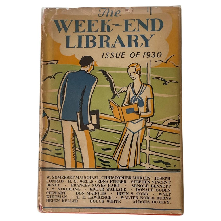 The Week-End Library Issue of 1930 For Sale
