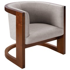The Wendell Lounge Chair by The Wendell Castle Collection