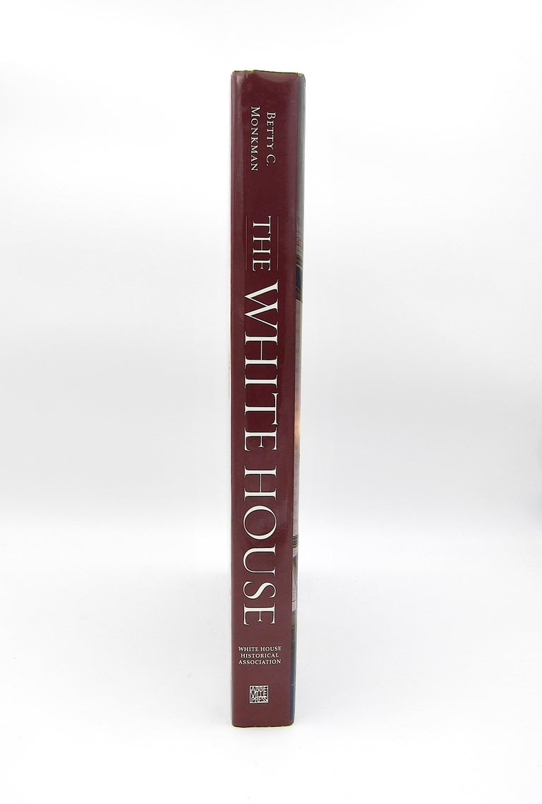 The White House: Its Historic Furnishings and First Families by Betty C. Monkman. Abbeville Press: (November 1, 2000). First Edition. Hardcover: 320 pages.  The first detailed history of the White House decorative arts collection, The White House: