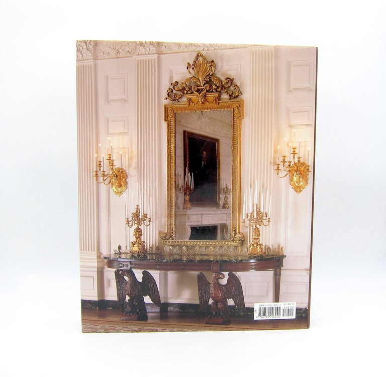 American The White House Its Historic Furnishings and First Families For Sale