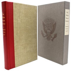 """The White House Library"" Signed by Lady Bird Johnson, Limited First Edition"