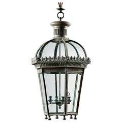 The Jamb Wilton Hanging Lantern, Regency Lighting