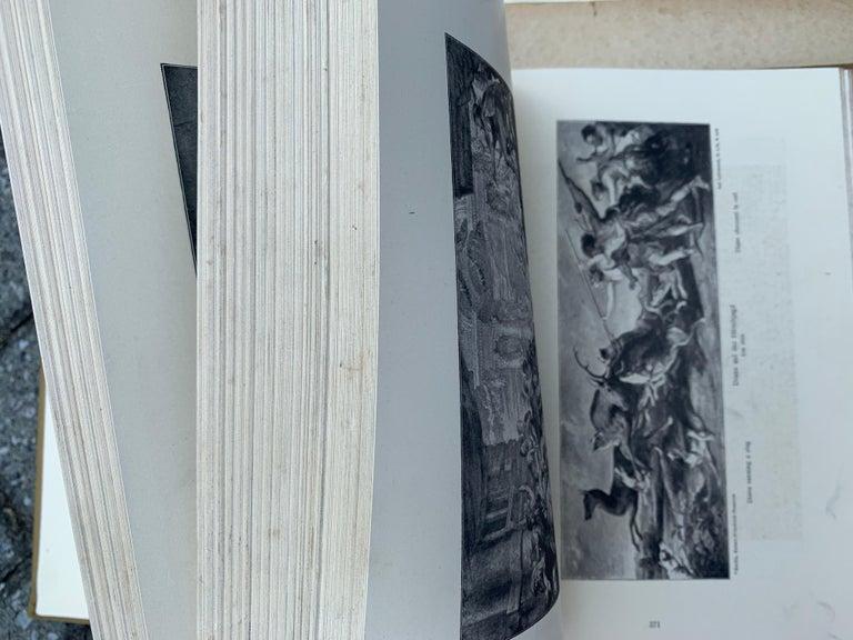 Spanish The Works of P.P.Rubens, 551 Illustrations, Adolf Rosenberg, Leipzig, 1911 For Sale
