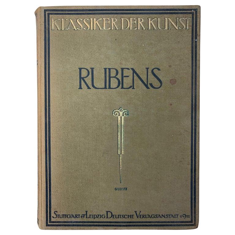 The Works of P.P.Rubens, 551 Illustrations, Adolf Rosenberg, Leipzig, 1911 For Sale