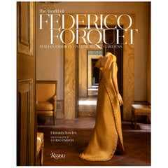 World of Federico Forquet Italian Fashion, Interiors, Gardens