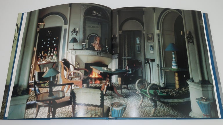 The World of Madeleine Castaing Coffee Table Book In Good Condition For Sale In Atlanta, GA