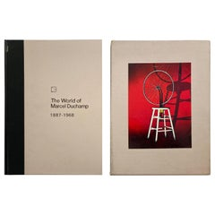 World of Marcel Duchamp, 1887-1968 Book by Calvin Tomkins Book