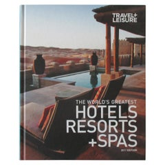The World's Greatest Hotels, Resorts and Spas '2011 Edition' Hardcover, Deluxe
