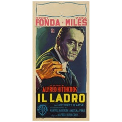 The Wrong Man / Il Ladro