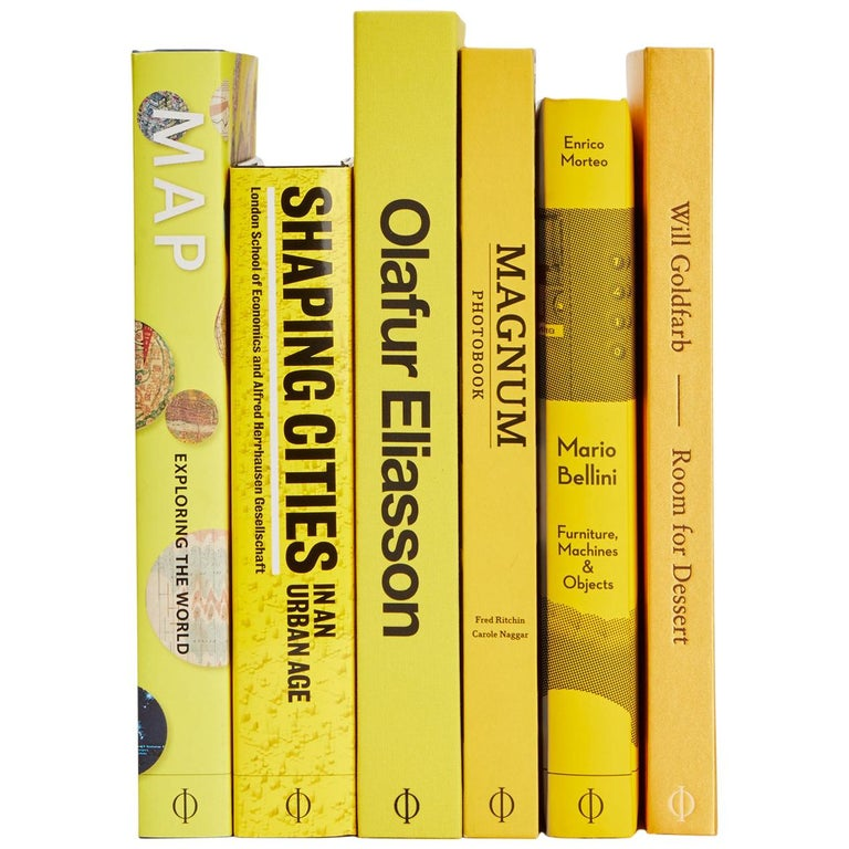 The Yellow Book Collection For Sale