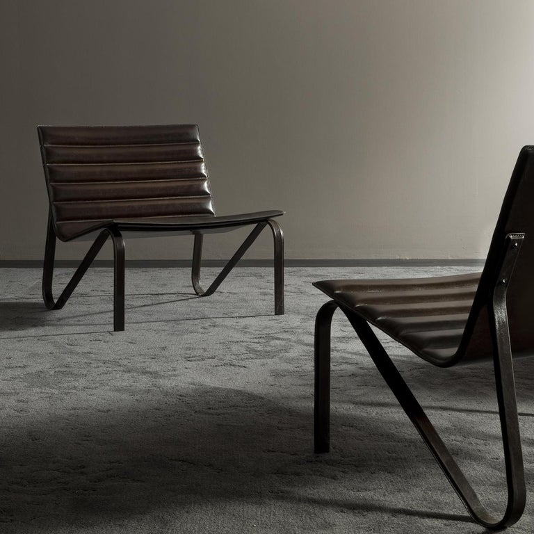Contemporary Thea Chair For Sale