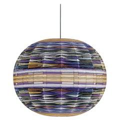 Thea Kuta Black Multi-Color Pendant Lamp by MissoniHome
