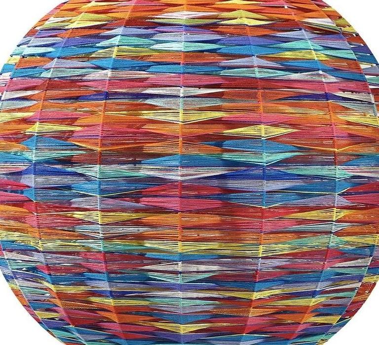 Modern Thea Kuta Multicolor Pendant Lamp by MissoniHome For Sale