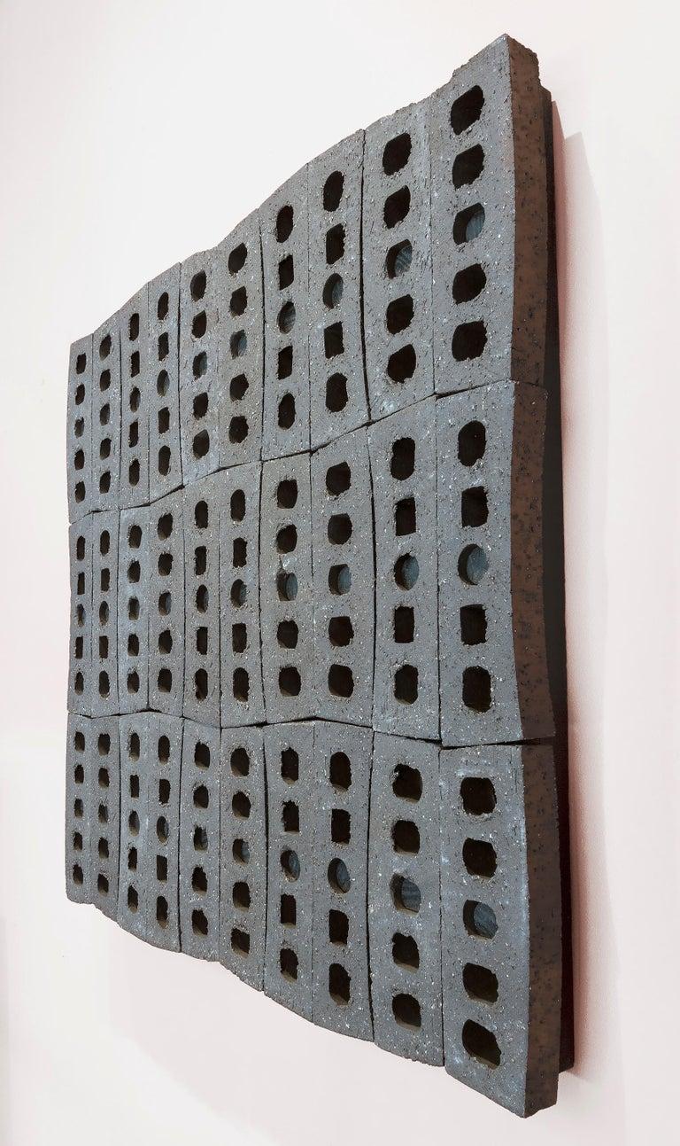 Convex Concave - Sculpture by Theaster Gates