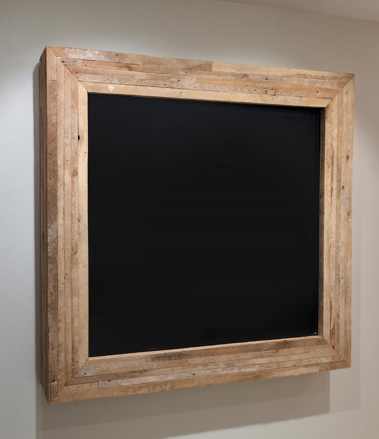Lathe Black Box - Contemporary Sculpture by Theaster Gates